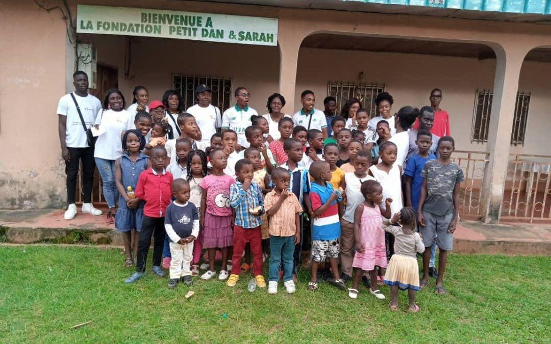 Fondation Dan et Sarah - EDUFREM